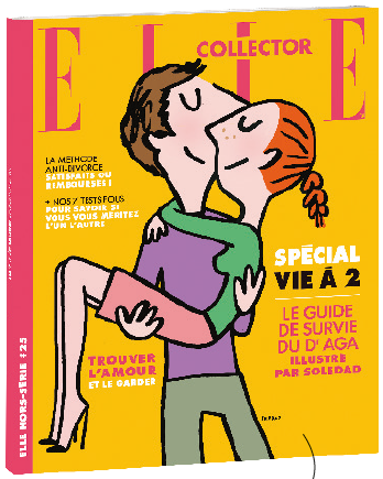 Couverture ELLE Collector